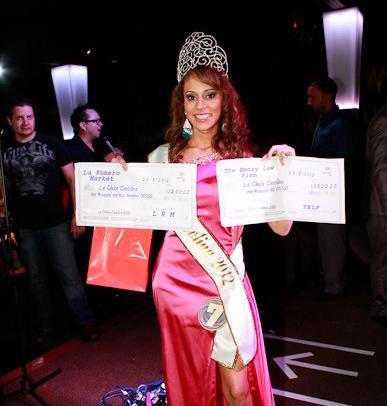 Melissa Alcalde 2012